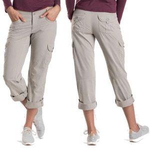 Kuhl Splash Roll Out Pants Light Khaki Size 14 R